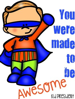 Motivational Posters Superhero Themed for Growth Mindset #christmasinjuly