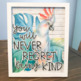 Motivational Posters (Tropical and Shiplap)
