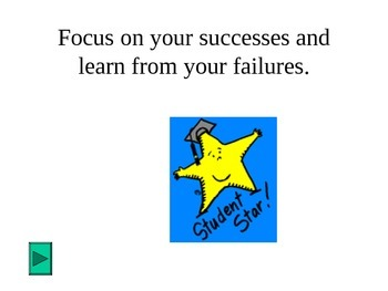 Motivational Powerpoint Day by Day