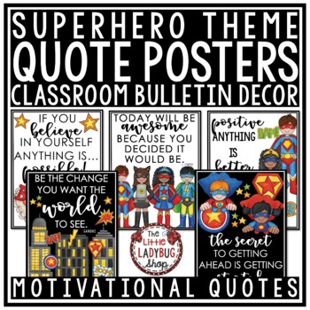 Motivational Quote Posters • Motivational Posters- Superhe