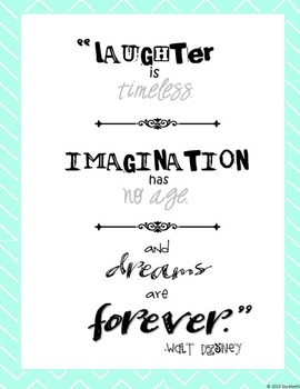 Motivational Quotes & Positive Affirmations for the Classroom - FREEBIES!