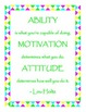 Motivational Quotes Posters *Freebie*