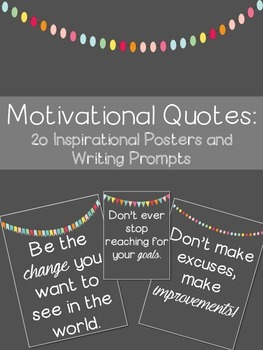 Motivational Quotes: Posters to Inspire