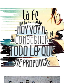 Motivational Quotes in Spanish