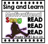 "Motivational ""Read,Read, Read Song"
