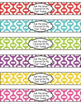 Motivational Reward Bracelets