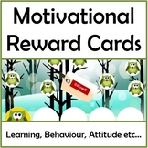 Motivational Reward Cards - Growing Bundle
