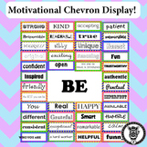 Motivational Self-Esteem Building Door & Bulletin Board