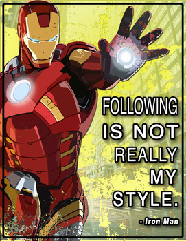 26 Motivational Superhero Posters