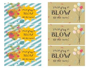 Motivational Test Sayings - Blow Pop