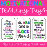 Motivational Testing Tags