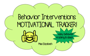 Motivational Tracker