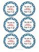 Motivational Treat Labels for Testing