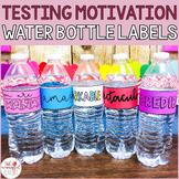 Testing Motivation for Students   Motivational Water Bottle Labels