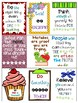 Growth Mindset-Motivational mini posters and stickers