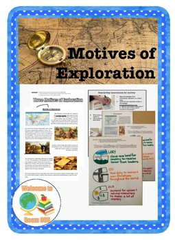 Motives of Exploration
