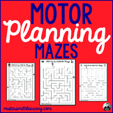 Motor Planning Mazes