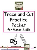 Trace and Cut Practice for Motor Skills