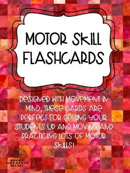 Motor Skills Flashcards