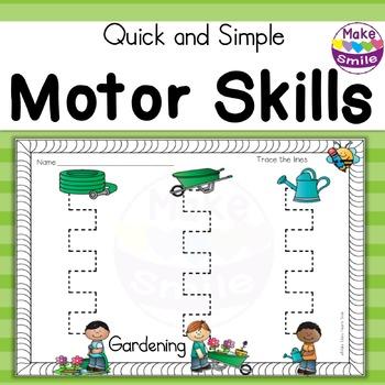 Motor Skills: Gardening