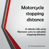 Motorcycle Stopping Distance