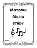 Motown Music Study