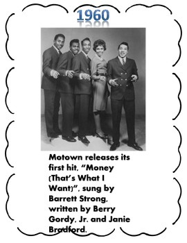 Motown Simple History