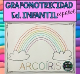 Motricidad fina Lectoescritura Infantil Español Spanish