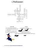 Mots croisés - Halloween