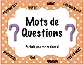Mots de Questions