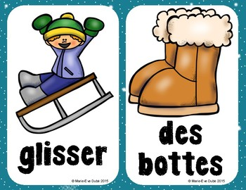 Hiver - Affiches