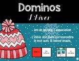 Hiver - Dominos