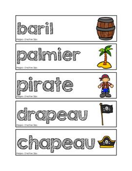 Mots-étiquettes des pirates