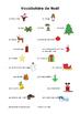 Mots cachés de Noël : Christmas word search