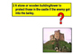 Motte and Bailey Castles Quiz