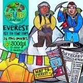 Mount Everest Clip Art
