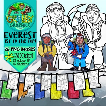 Mount Everest Clip Art