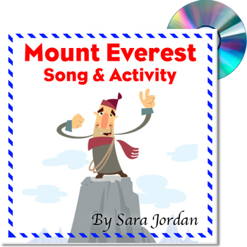 Mount Everest - Song & Activity (Multicultural Studies & Diversity)