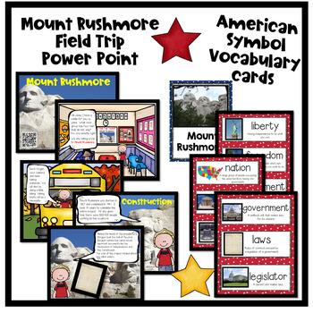 Mount Rushmore - American Symbol