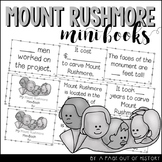 Mount Rushmore Mini-Books
