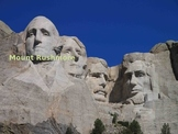 Mount Rushmore - Power Point History Information Pictures Facts