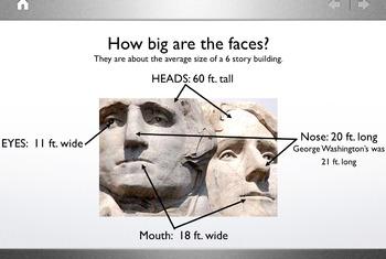 Mount Rushmore Slide Presentation PDF only