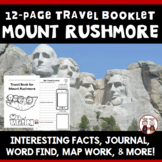 Mount Rushmore Vacation Travel Booklet