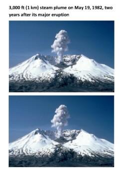 Mount St. Helens Handout