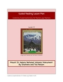 Mount St. Helens National Volcanic Monument- Guided Readin