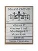 Mount Vernon (Virginia) Flip Book
