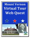 Mount Vernon Virtual Tour Web Quest