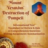 Mount Vesuvius: When Giants Roamed the Earth