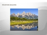 Mountain Building PowerPoint presentation