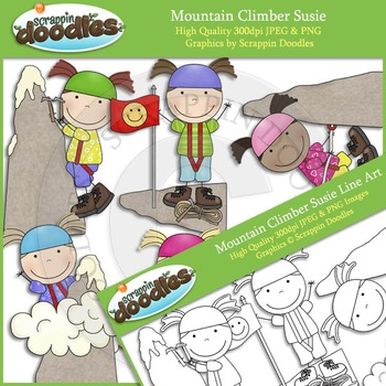 Mountain Climber Tommy & Susie
